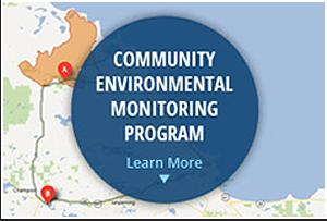 Community Environmental Monitoring Program