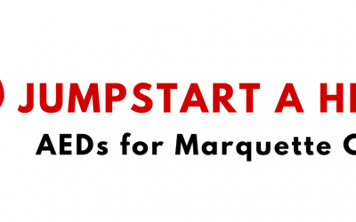 Jumpstart a Heart: AEDs for Marquette County Law Enforcement