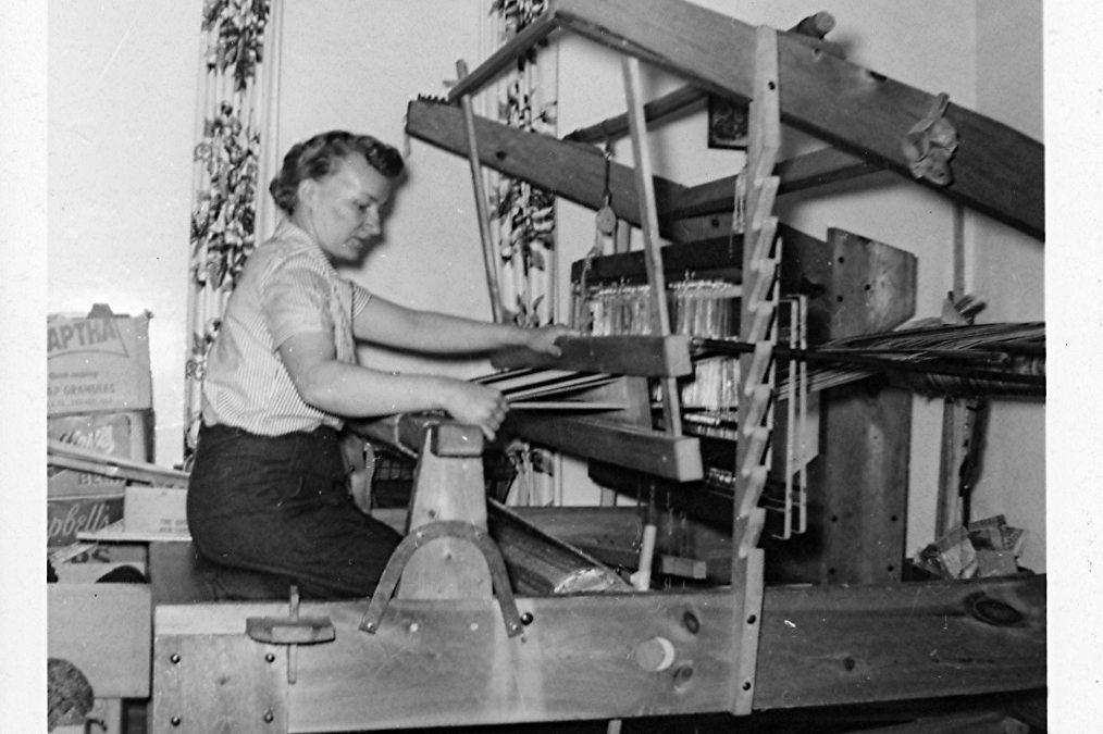 Johanna Pohjala Fund for Weavers : Fund Spotlight