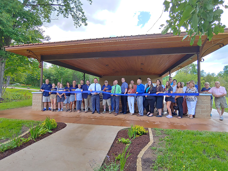 Jackson Mine Park Pavilion Opens : Grant Spotlight